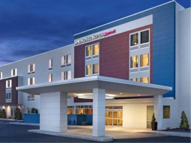 SpringHill Suites hotel