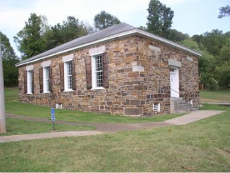 Old stone museum